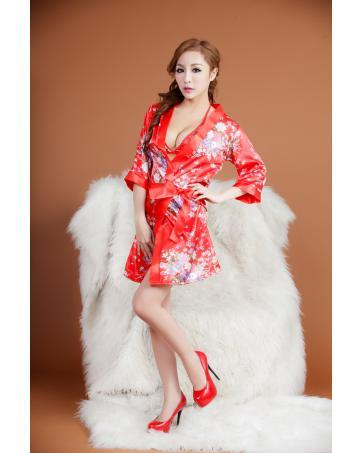 [PM-1345-3402] Stylish Women Fashion Sexy Lingerie Red