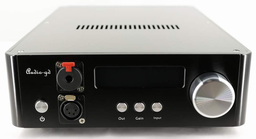 (PM Availability) Audio-GD C2 C-2 | Discrete Headphone Amp / PreAmp