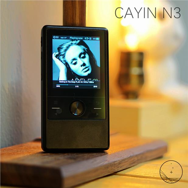 (PM Availability) Cayin N3 Hi-Res Digital Audio Player DAP