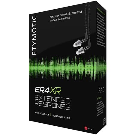 (PM Availability) Etymotic ER-4XR / ER4XR Studio Reference Earphone