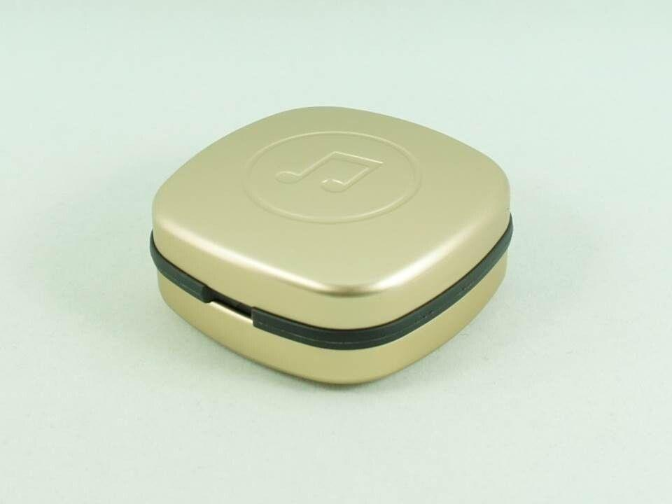 (PM Availability) Mercury Aluminium Alloy Hard Case for IEM Earphones