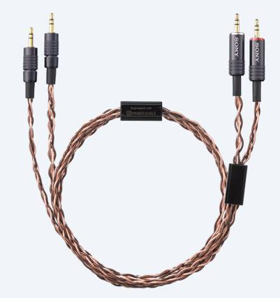 (PM Availability) Sony MUC-B12BL1 / 1.2 meter cable for MDR-Z7 & Z1R