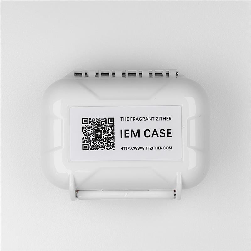 (PM Availability) TFZ Weather Proof Hard Case for IEM & Custom In Ear