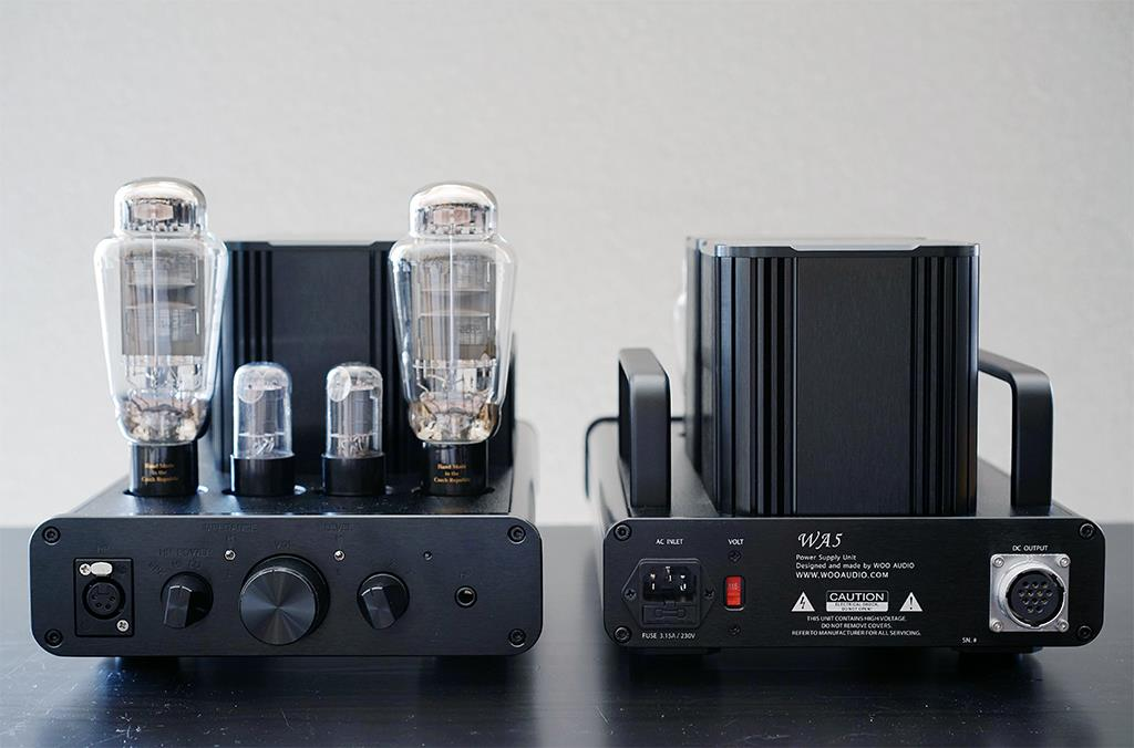 (PM Availability) Woo Audio WA5-LE / Class-A Headphone Amplifier