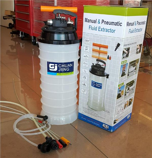 Pneumatic and Manual Oil Extractor 10lts ID998169