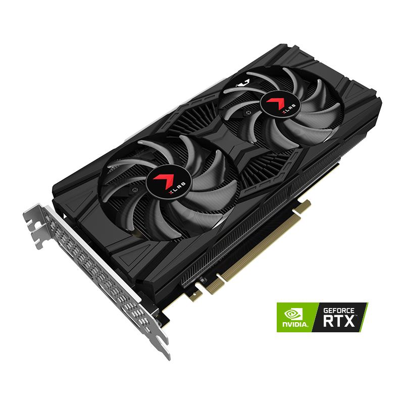 PNY GeForce® RTX 2060 Super 8GB XLR8 Gaming Overclocked Graphic Card