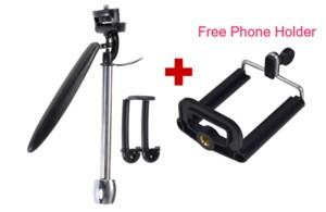 *Pocket Gimbal Video Stabilizer Steadycam For Smartphone Action Camera