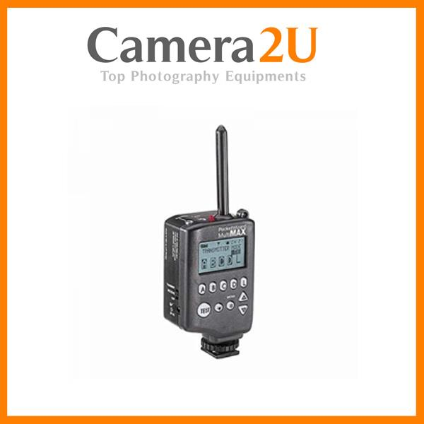 Pocketwizard Trigger Multi Max Transceiver
