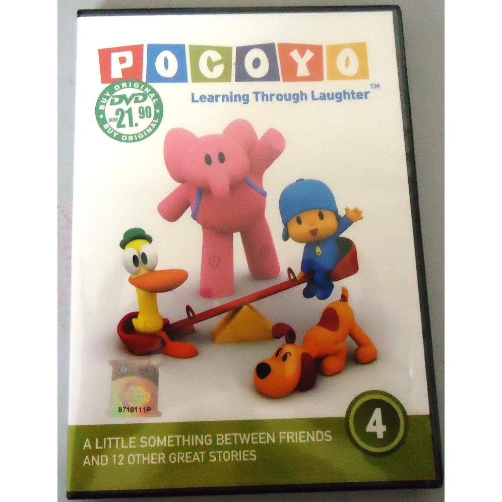 POCOYO A Little Something Between Friends Vol.4 DVD  sc 1 st  Lelong.my & POCOYO A Little Something Between (end 10/17/2020 12:02 AM)