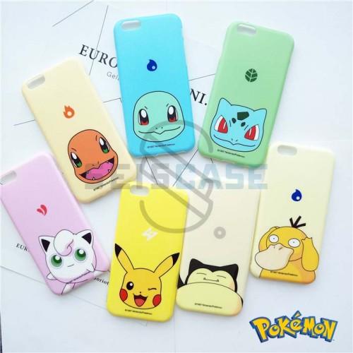 online store ba8b6 c4ca7 Pokemon Case iPhone 6 6s 6Plus 6sPlus 7 7 8 Plus Nintendo Slim Matte