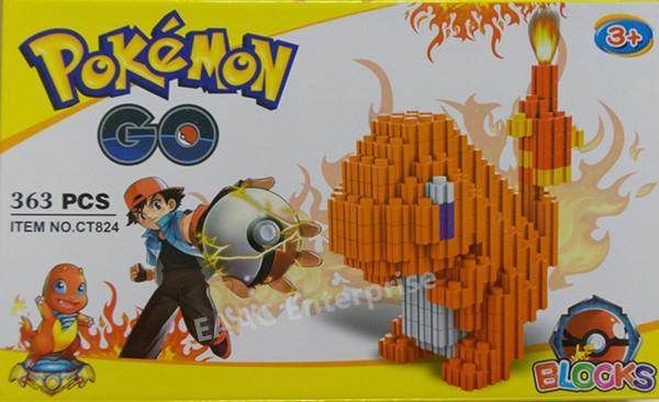 Lego pokemon instructions charmander