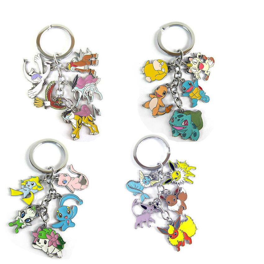 Pokemon Keychain Keyring For Gift As End 9 26 2019 9 40 Am