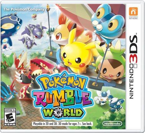 Pokemon: Rumble World (3DS)