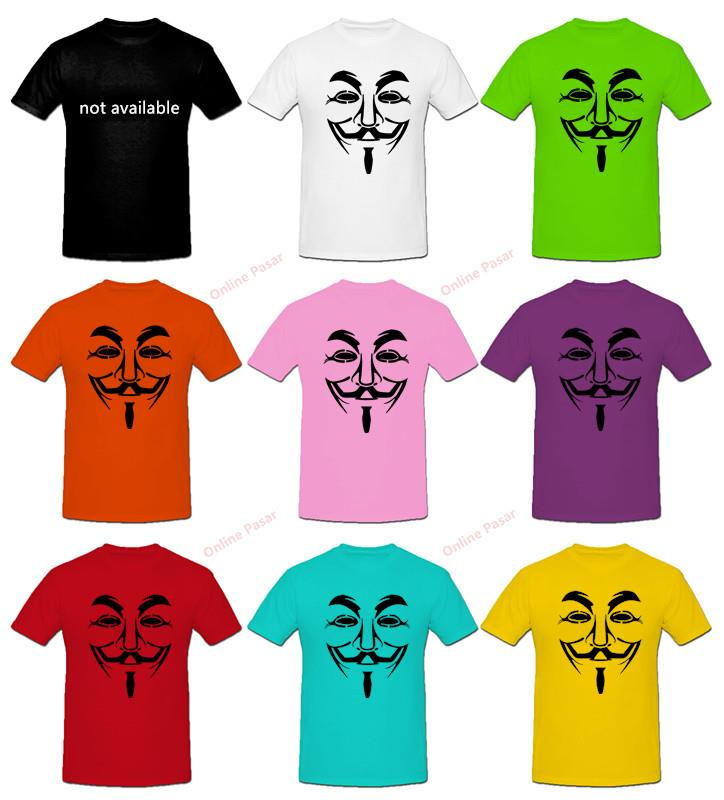 Poker Face T-Shirt with 8 Colour Choices