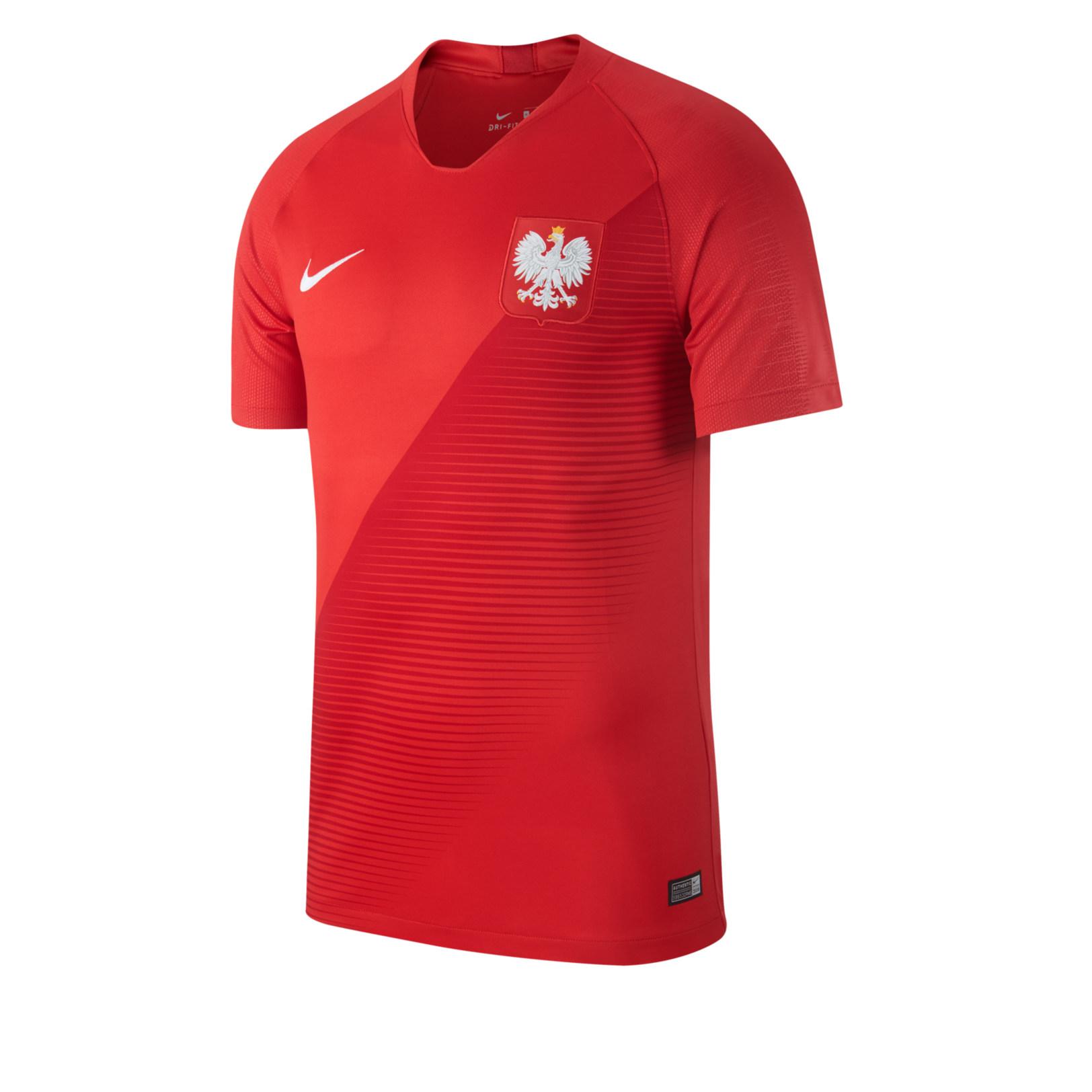 hot sale online 2e340 c8b65 Poland Men Away World Cup 2018 Fans Jersey. ‹ ›