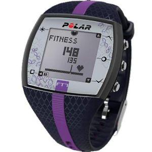 Polar FT7 Women's Fitness Heart Rate Monitor Blue Lilac 90048735