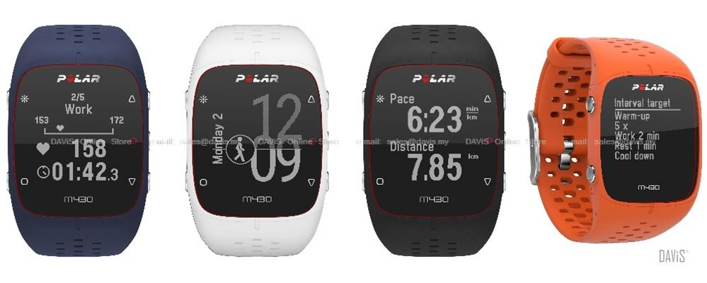 Polar M430 Gps Running Watch Wrist B End 6 3 2020 12 20 Pm