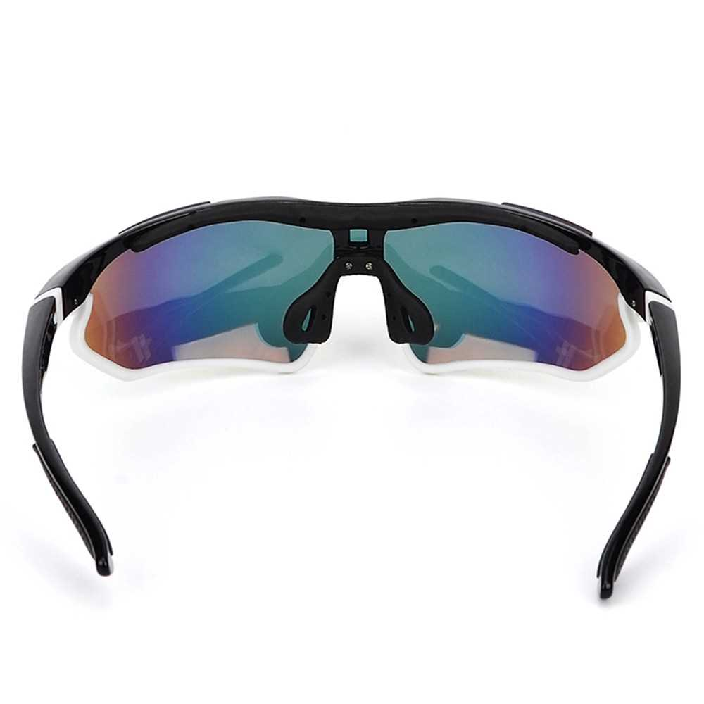 Polarized Cycling Glasses Bike Bicycle UV400 Protection Sports Driving Golf Mo