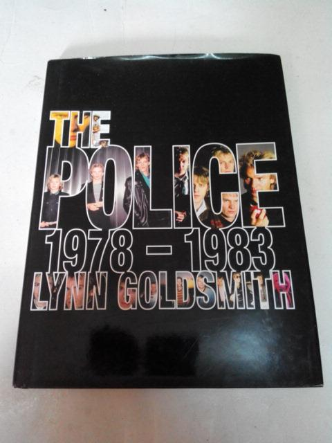 THE POLICE - 1978 TO 1983 PHOTO BOOK