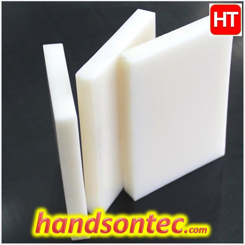 POM Solid Plastic Acetal Sheet (10x200x250)mm