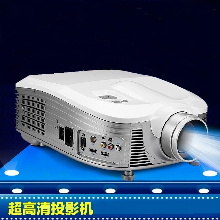 Poner Saund Led Hd Projector 5500 Lumens Beamer 1080p Lcd: Poner Saund LED-9 Home Projectors H (end 3/18/2017 10:01 AM