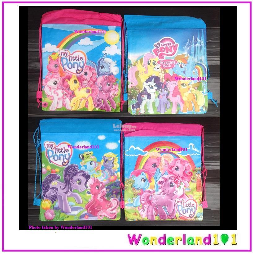 My Little Pony Children Sling Bag For Party Door Gift