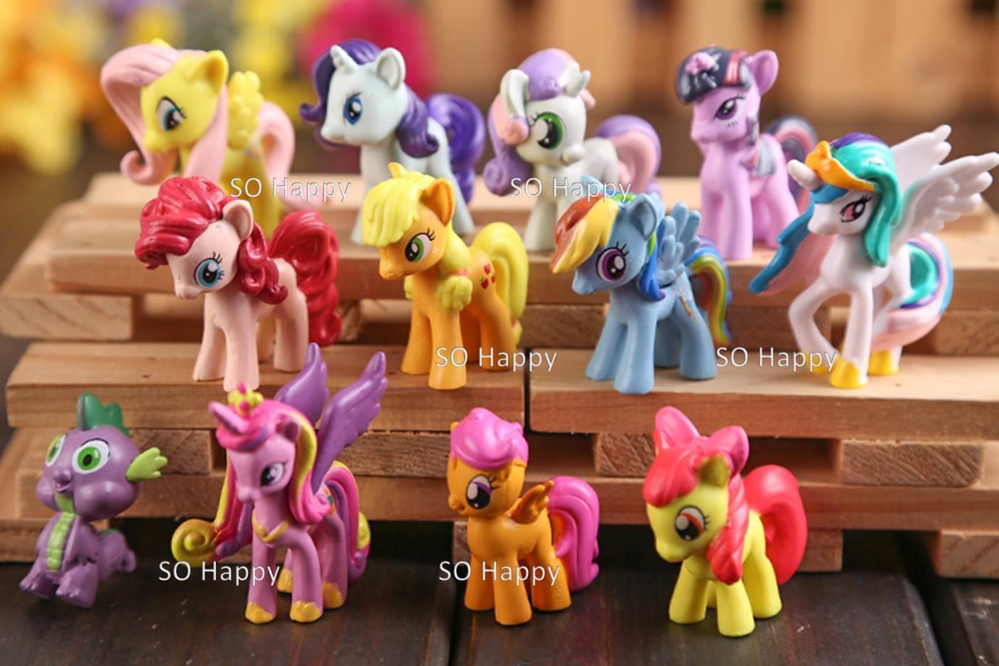 My Little Pony Mini Figurine Set C end 7242018 615 PM