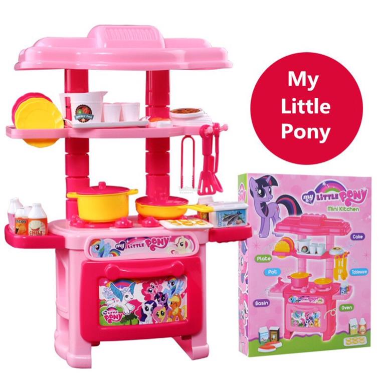 My Little Pony Mini Kitchen Cooking End 6 27 2019 1 15 Pm