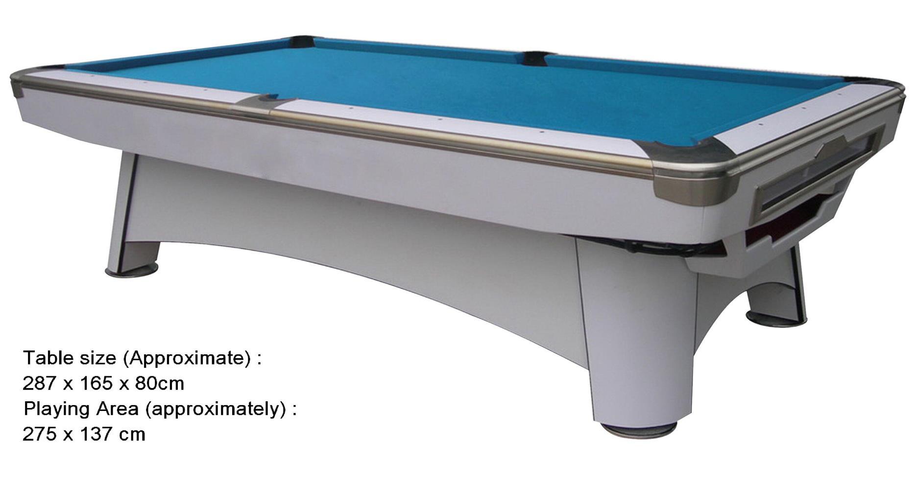 Pool Table ( 9ft Internatinal Standard Size)