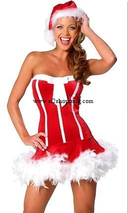 Pop style three-piece Christmas 03766