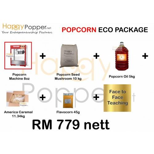 POPCORN ECO PACKAGE