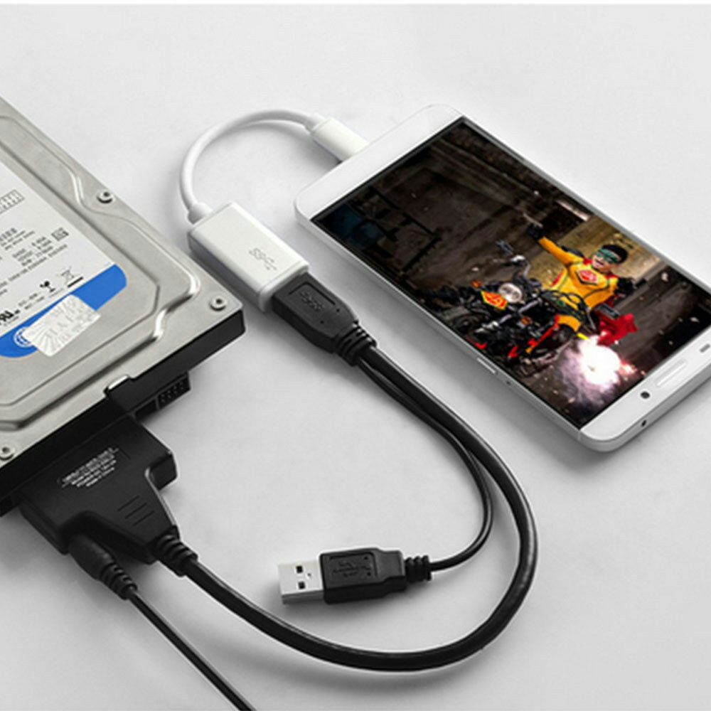 POPULAR USB 3.0 to SATA Cable Hard Disk Drive Converter