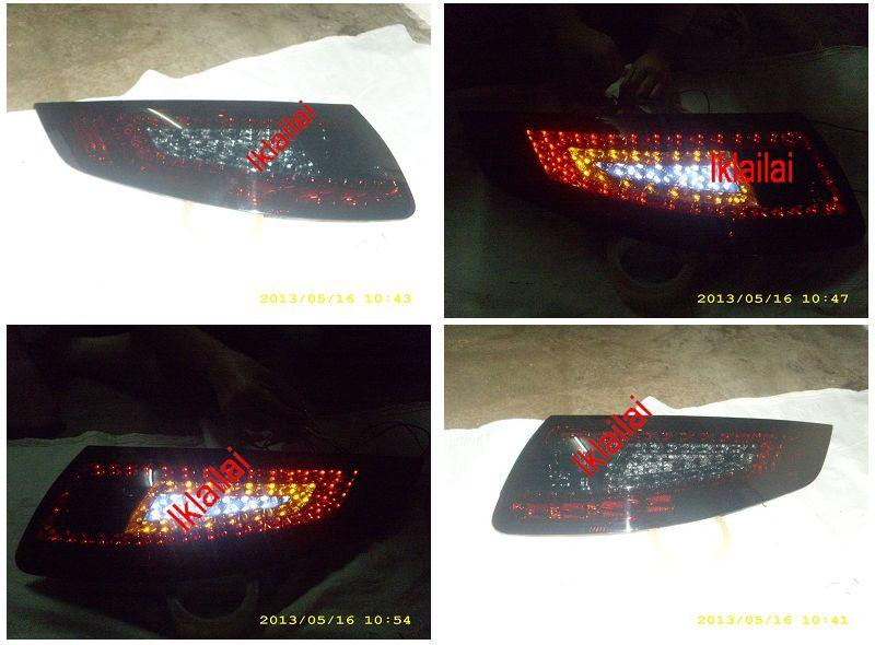 PORSCHE 911 CARRERA 997 05 Full LED Tail Lamp Smoke