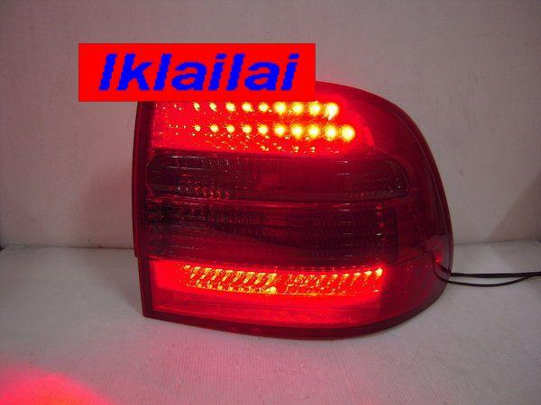 PORSCHE  CAYENNE LED Tail Lamp [Red,Smoke]