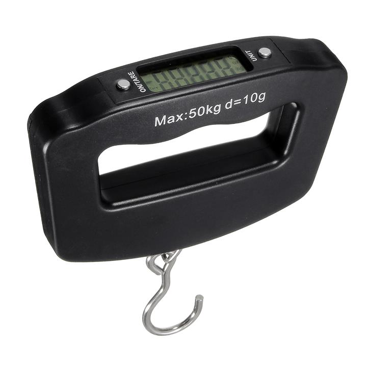 Portable 50kg 10g Digital Electronic Luggage Scale For Travel Business