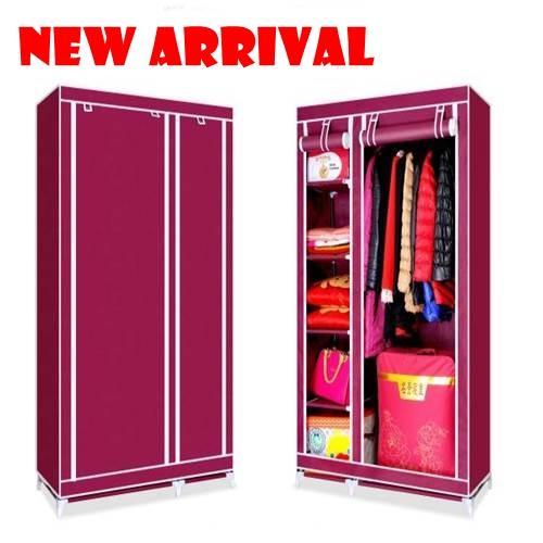 Exceptionnel Portable Assemble Waterproof Fabric Folding Closet Bag Wardrobe. U2039 U203a