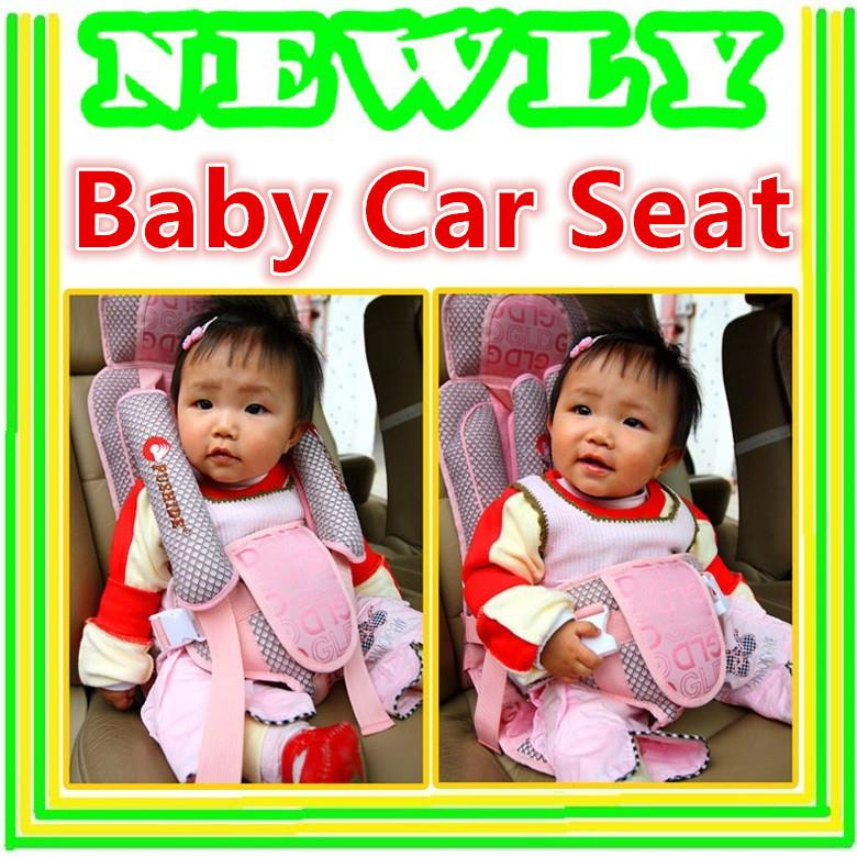 Portable Baby Car Safety Seat Cushion