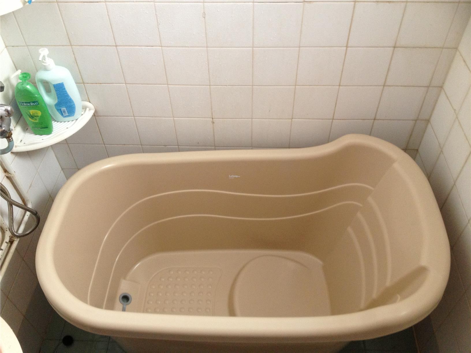 Lovely Portable Bathtub Durable Hot Cold So (end 4/21/2017 7:46 AM) TX57