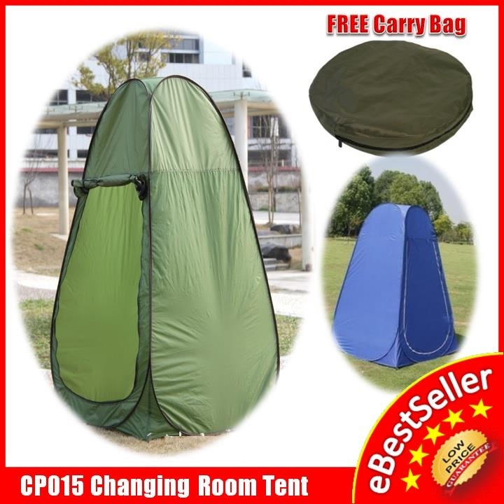 Portable Camping Beach Privacy Toilet Shower Bath Changing Room Tent
