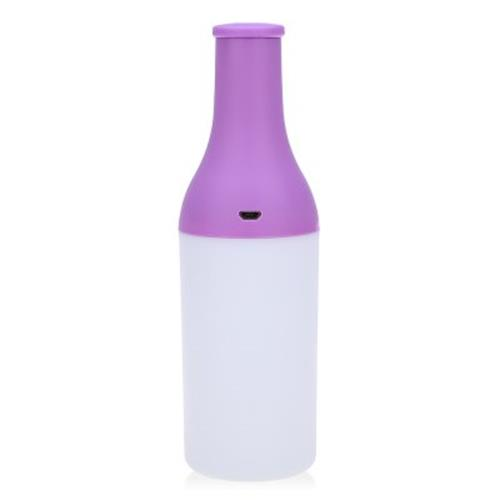 PORTABLE CAR AROMATHERAPY DIFFUSER COOL MIST LED LIGHT ULTRASONIC HUMI