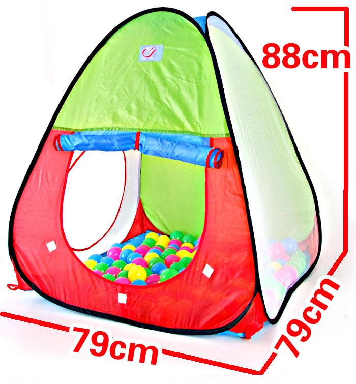 NEW! Portable Children Kids Adventure Play Tents Tunnel Toy