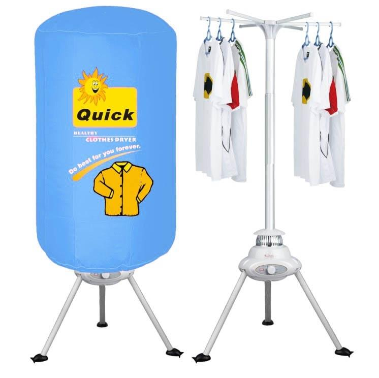 Portable Clothes Dryer With Special Time Stop Function