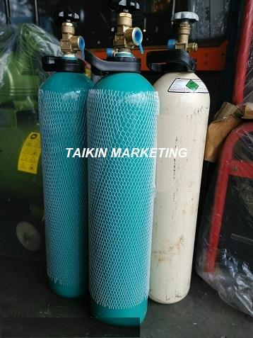 Portable CO2 Gas Argon Gas 10L
