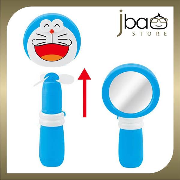 Portable Doraemon Fan + Mirror USB Charge Birthday Christmas Gift. ‹ ›