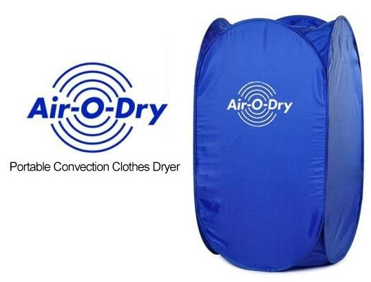 Portable Electric Air Clothes Laundry Dryer Drying Air O Dry