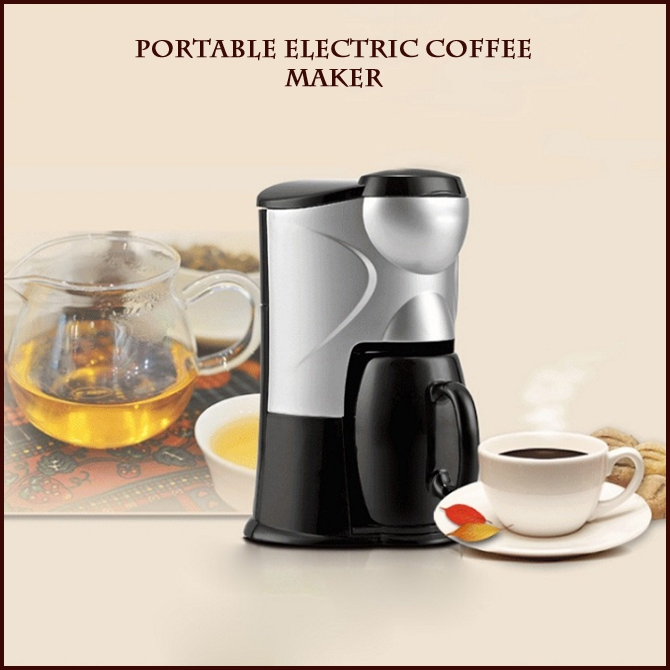 Portable Electric Coffee Maker Auto End 1272021 1200 Am