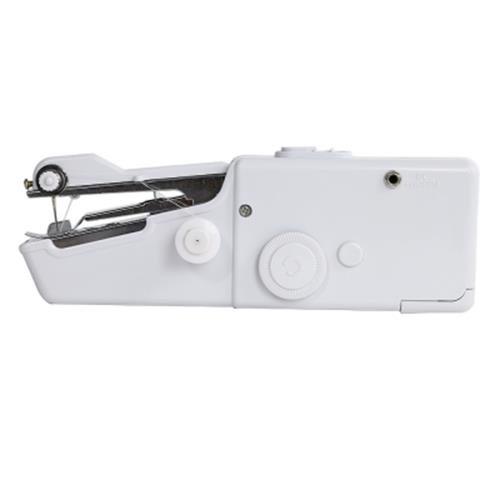 PORTABLE ELECTRIC HANDHELD SEWING MACHINE (WHITE)