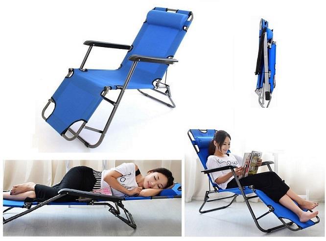 Ordinaire Portable U0026 Foldable Sleep Rest Seat Nap Laying Chair Office Hospital. U2039 U203a