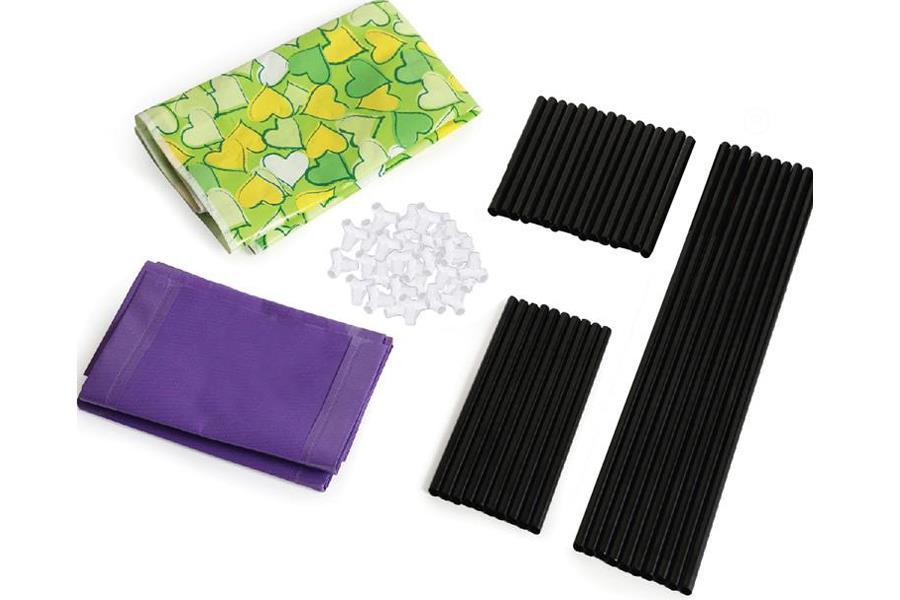 Portable Folding Organise Shoe Rack With Wardrobe