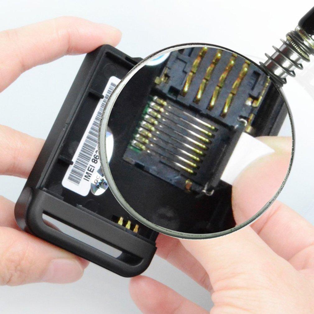 Portable GPS Tracker TK102B GPS SMS GPRS SOS For Ios App W/ Remote Con